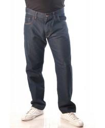 Jean de Hombre Azul Oscuro